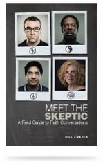 Meet The Skeptic book cover